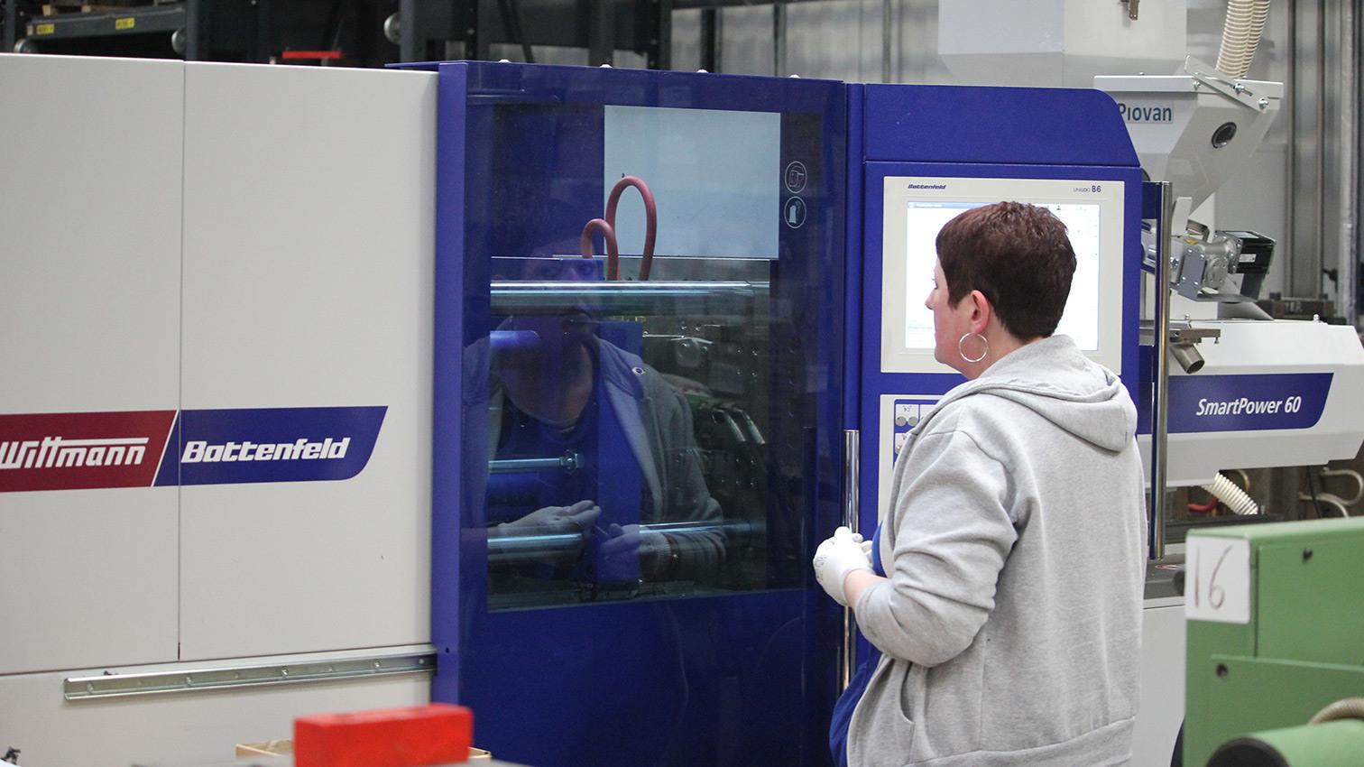 Linear Plastics leading tooling manufacturer